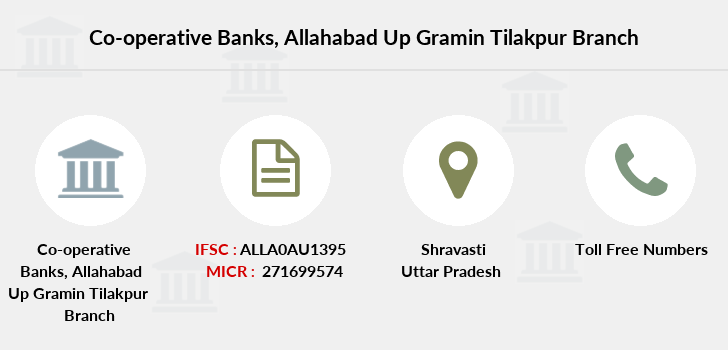 Co-operative-banks Allahabad-up-gramin-tilakpur branch