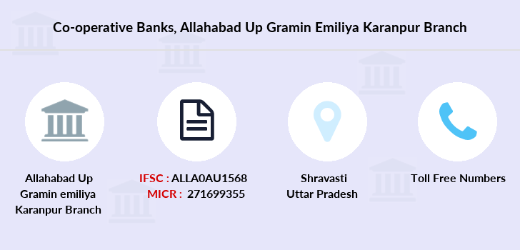 Co-operative-banks Allahabad-up-gramin-emiliya-karanpur branch