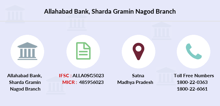 Allahabad-bank Sharda-gramin-nagod branch