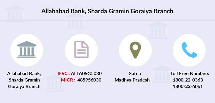 Allahabad-bank Sharda-gramin-goraiya branch