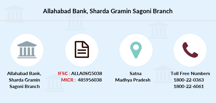 Allahabad-bank Sharda-gramin-sagoni branch