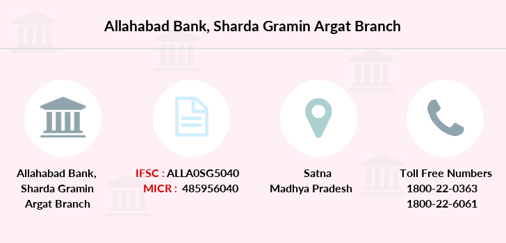 Allahabad-bank Sharda-gramin-argat branch