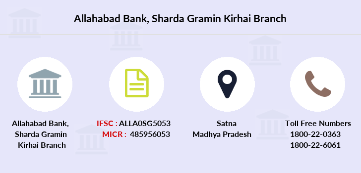 Allahabad-bank Sharda-gramin-kirhai branch