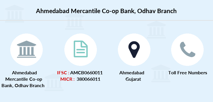 Ahmedabad-mercantile-co-op-bank Odhav branch