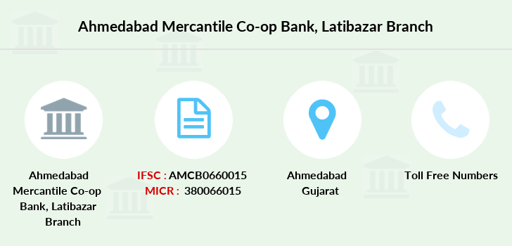 Ahmedabad-mercantile-co-op-bank Latibazar branch