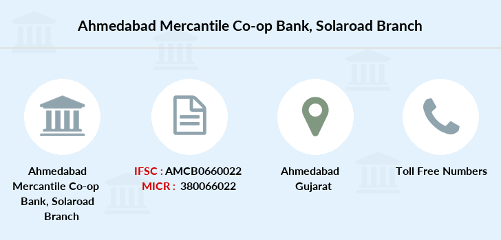 Ahmedabad-mercantile-co-op-bank Solaroad branch
