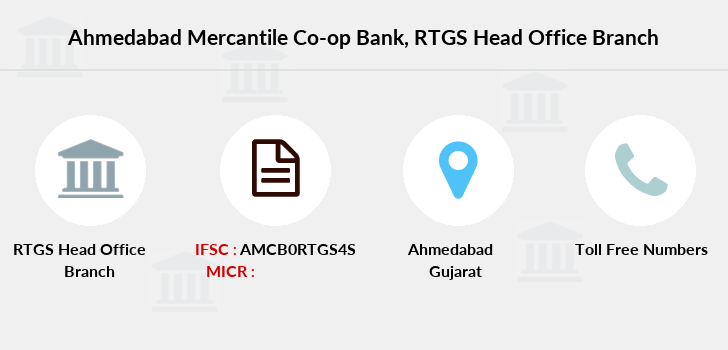 Ahmedabad-mercantile-co-op-bank Rtgs-head-office branch