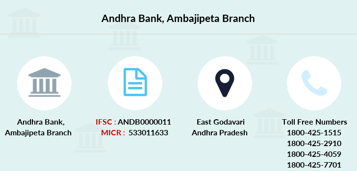 Andhra-bank Ambajipeta branch