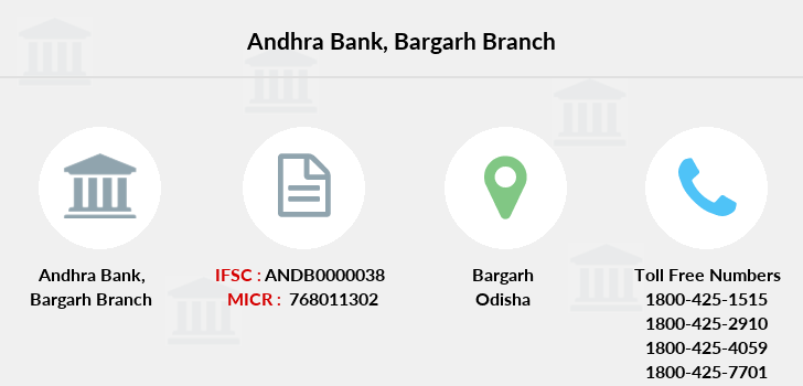 Andhra-bank Bargarh branch