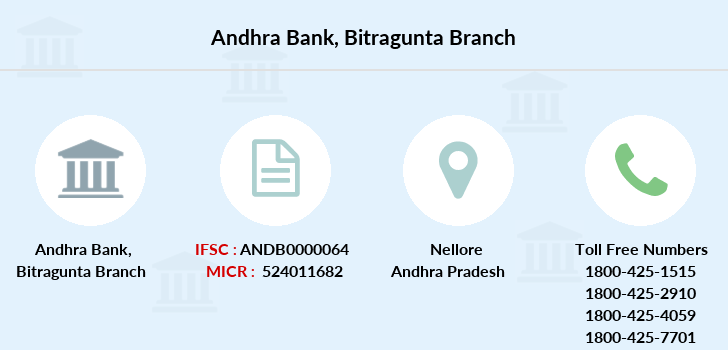 Andhra-bank Bitragunta branch