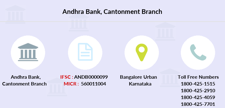 Andhra-bank Cantonment branch
