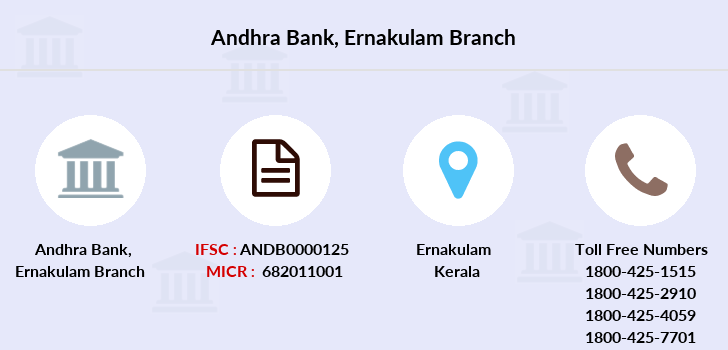 Andhra-bank Ernakulam branch