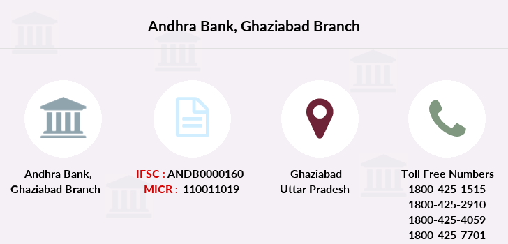 Andhra-bank Ghaziabad branch