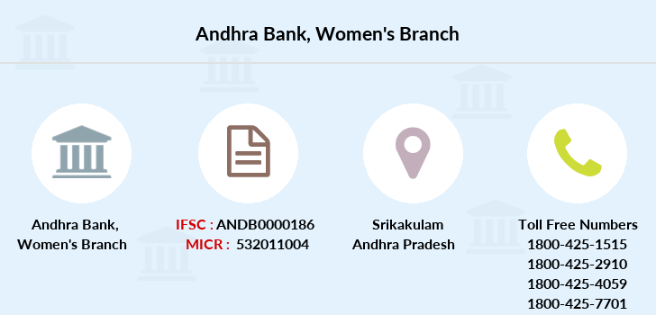 Andhra-bank Women-s branch
