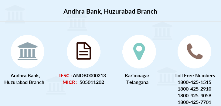 Andhra-bank Huzurabad branch