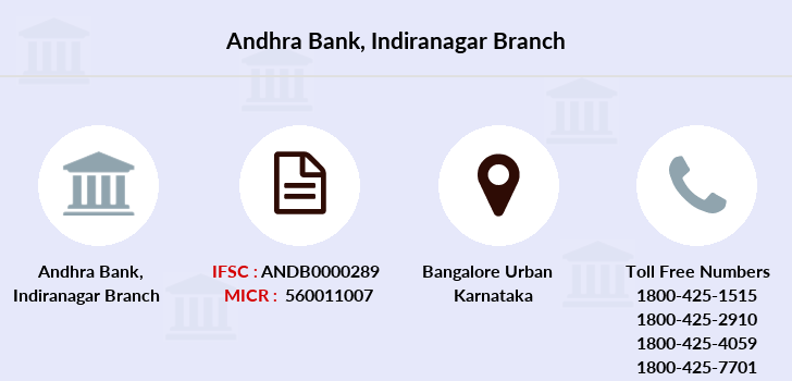 Andhra-bank Indiranagar branch