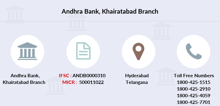 Andhra-bank Khairatabad branch