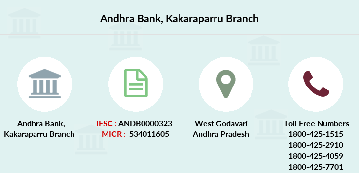Andhra-bank Kakaraparru branch