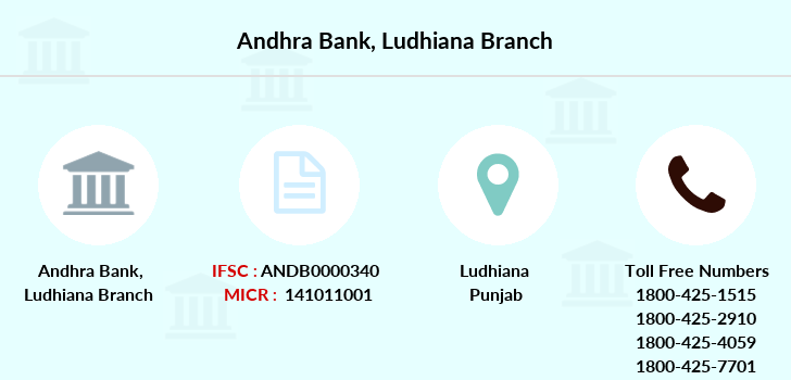 Andhra-bank Ludhiana branch