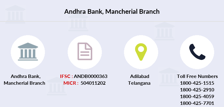 Andhra-bank Mancherial branch