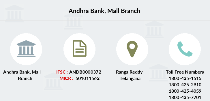 Andhra-bank Mall branch