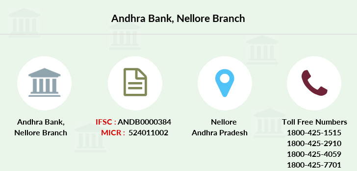Andhra-bank Nellore branch