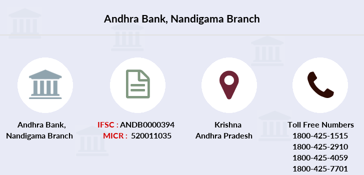 Andhra-bank Nandigama branch
