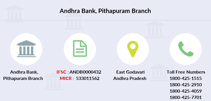 Andhra-bank Pithapuram branch