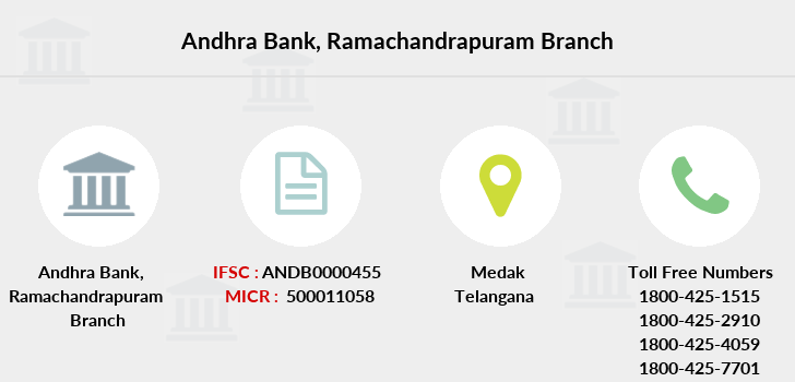 Andhra-bank Ramachandrapuram branch