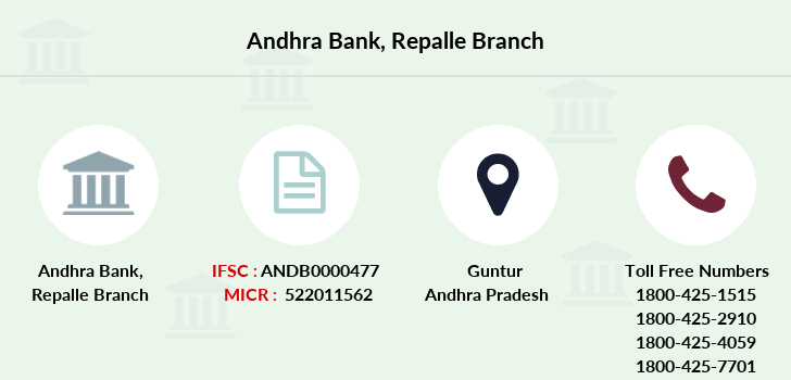Andhra-bank Repalle branch