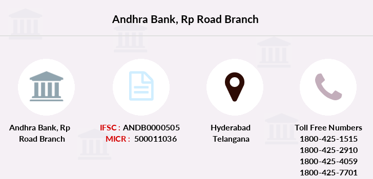 Andhra-bank Rp-road branch