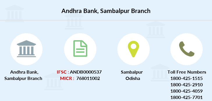 Andhra-bank Sambalpur branch