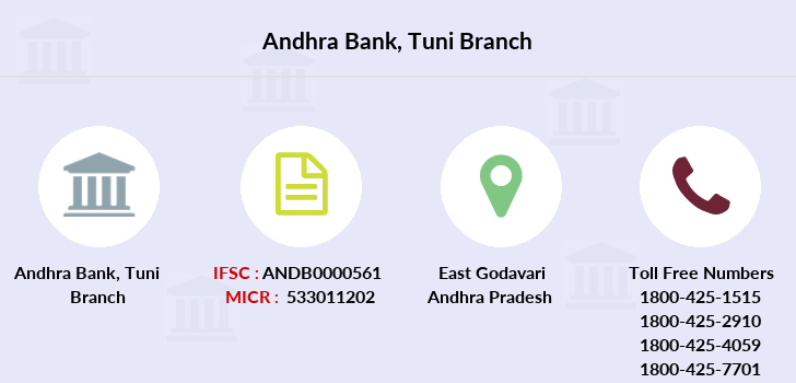 Andhra-bank Tuni branch