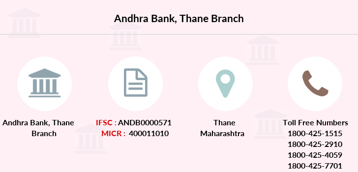 Andhra-bank Thane branch