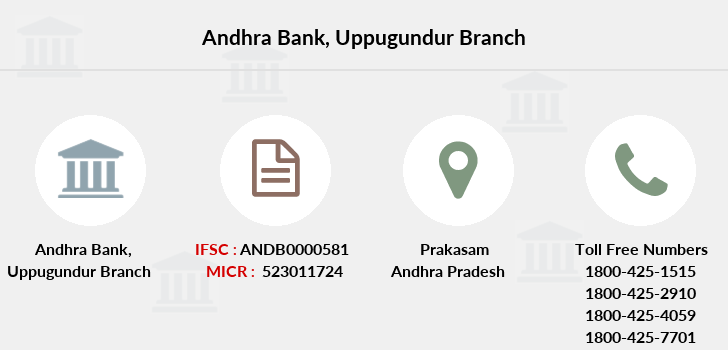 Andhra-bank Uppugundur branch
