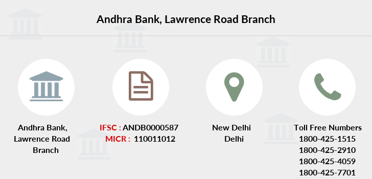 Andhra-bank Lawrence-road branch