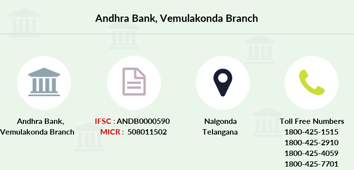 Andhra-bank Vemulakonda branch