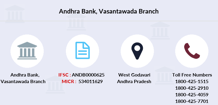Andhra-bank Vasantawada branch