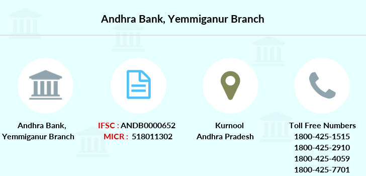 Andhra-bank Yemmiganur branch