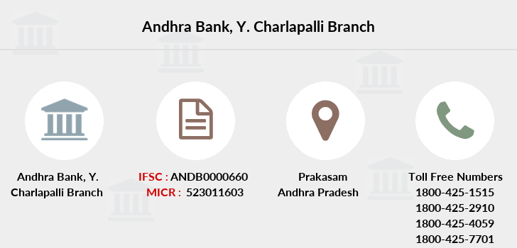 Andhra-bank Y-charlapalli branch