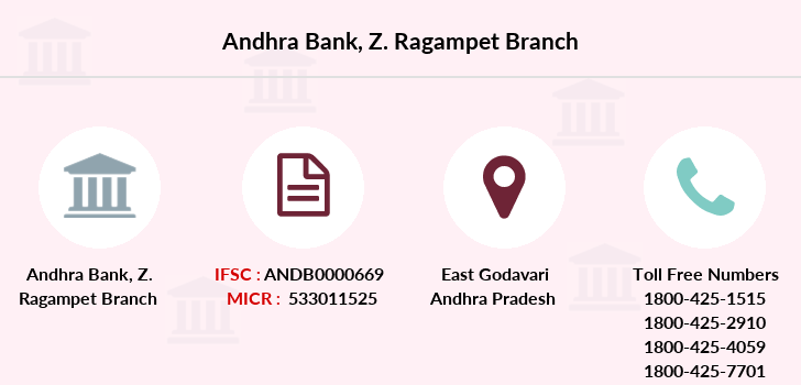 Andhra-bank Z-ragampet branch