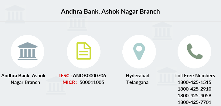 Andhra-bank Ashok-nagar branch