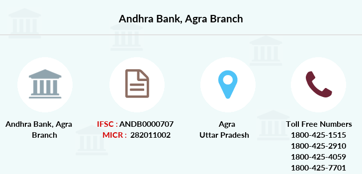 Andhra-bank Agra branch