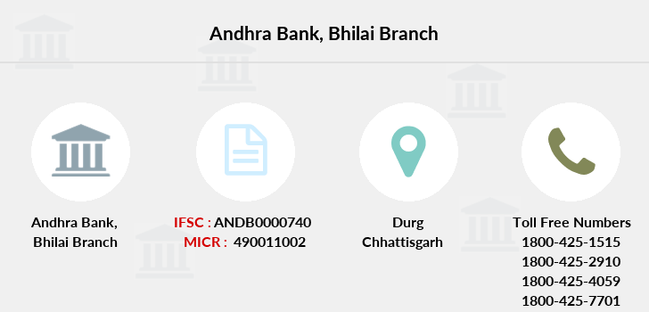 Andhra-bank Bhilai branch