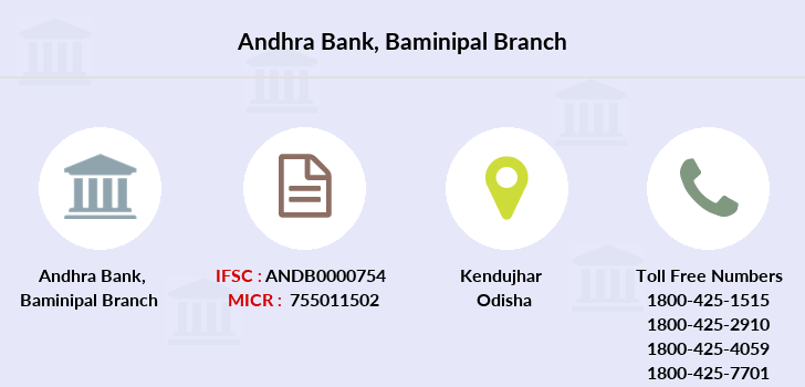 Andhra-bank Baminipal branch
