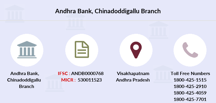 Andhra-bank Chinadoddigallu branch