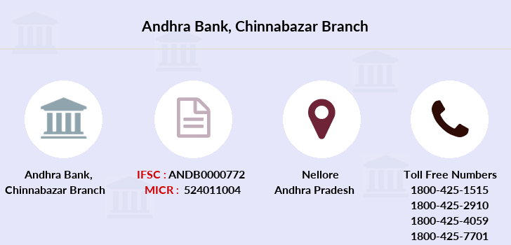 Andhra-bank Chinnabazar branch