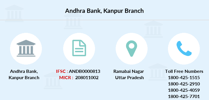 Andhra-bank Kanpur branch