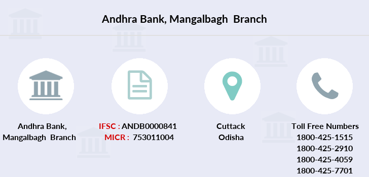 Andhra-bank Mangalbagh branch