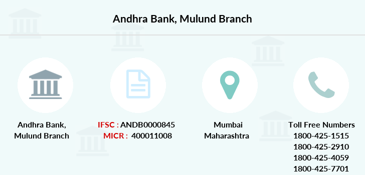 Andhra-bank Mulund branch